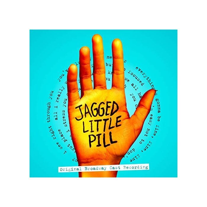 Jagged Little Pill Original Broadway Cast