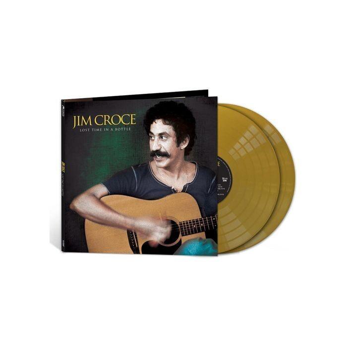 Jim Croce / Lost Time In A Bottle (Ltd. Gold Vinyl)