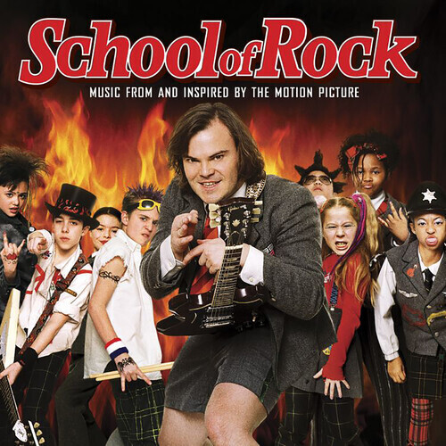 School Of Rock OST PRE ORDER