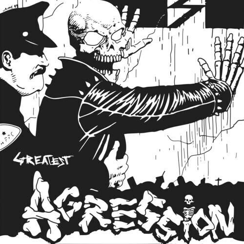 Agression / Greatest PRE ORDER
