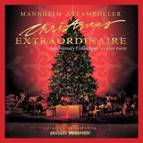 Mannheim Streamrollr: Christmas Extraordinaire PRE ORDER