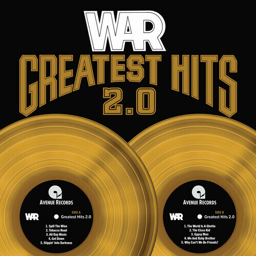 War / Greatest Hits 2.0 PRE ORDER