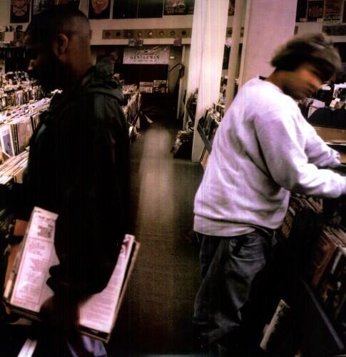 DJ Shadow / Entroducing (Import)