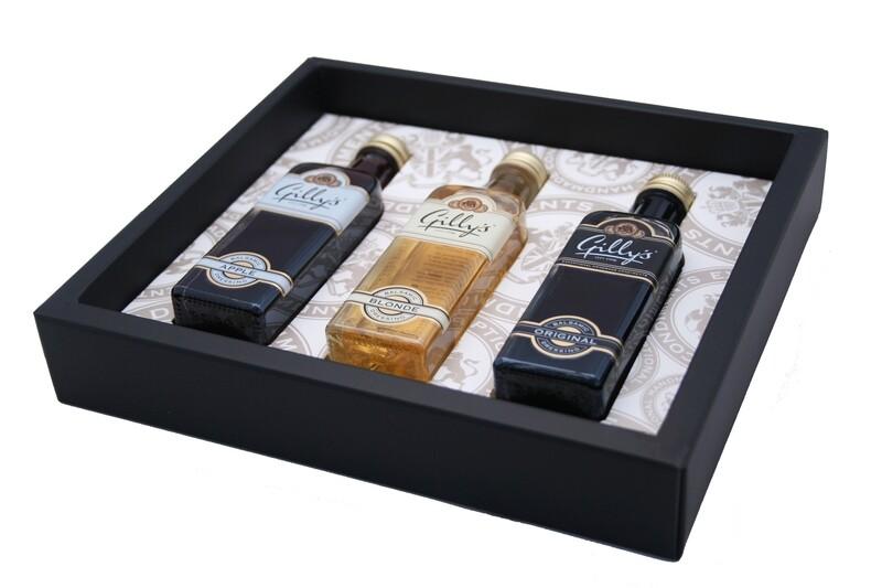 Miniature Balsamic Dressing Collection Original+Blonde+Apple 3 x 60 ml