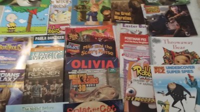 Children's Books for Visiting Rooms