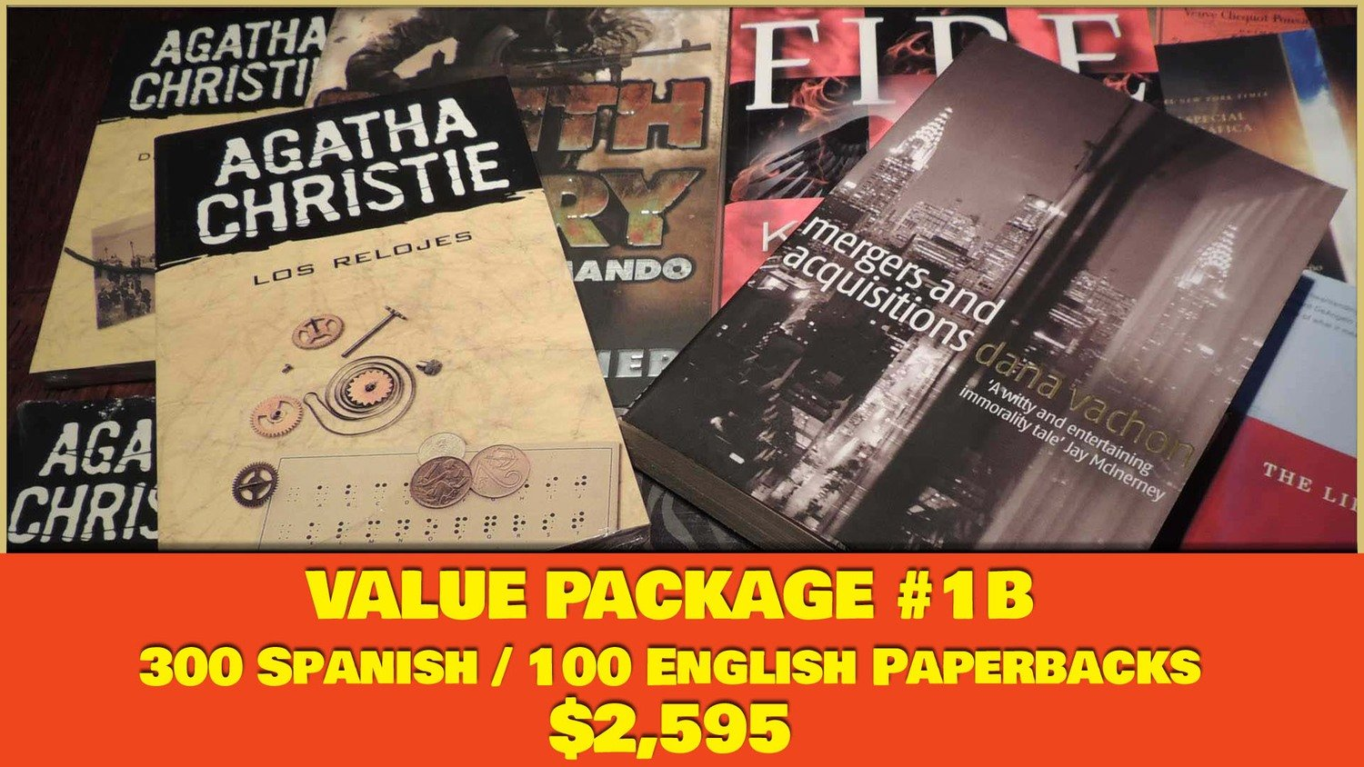 VALUE PACKAGE #1B