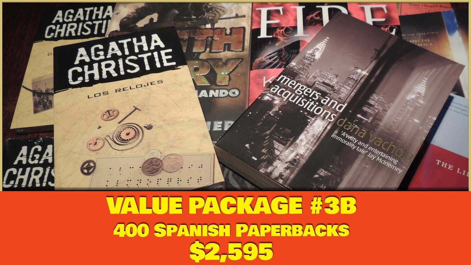VALUE PACKAGE #3B