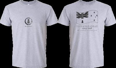 Blowfly T-shirt (flag '15) Grey