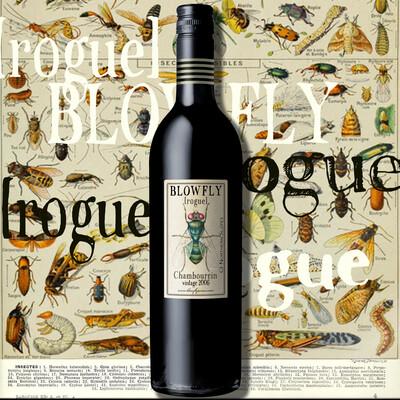 BLOWFLY [rogue] Chambourcin 06  ⓺