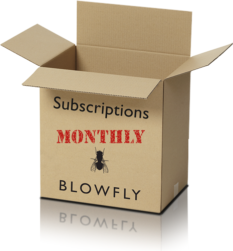 Blowfly Monthly