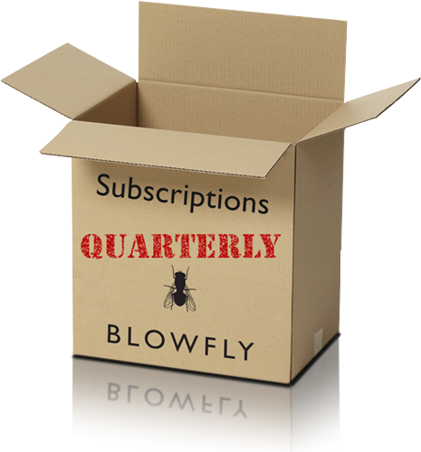 Blowfly Quarterly