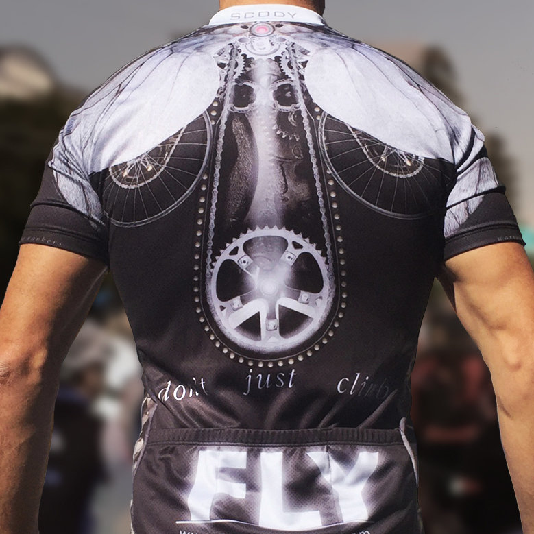 BLOWFLY Cycle Jersey