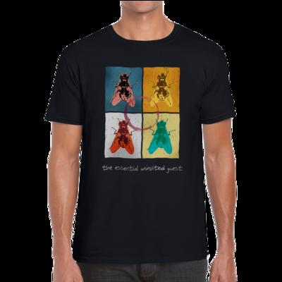 Blowfly T-shirt (warhol) black