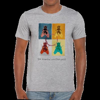Blowfly T-shirt (warhol) grey