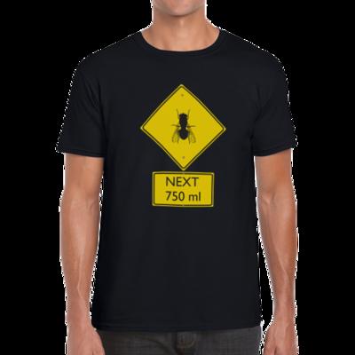 Blowfly T-shirt (sign) black