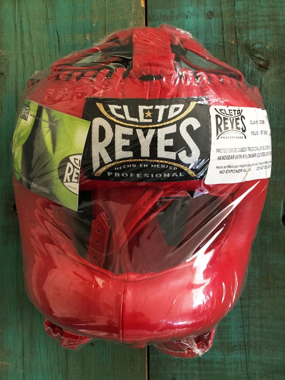 Cabezal Cleto Reyes Rojo Tradicional Barra