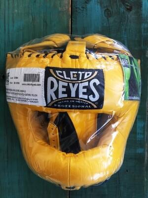 Cabezal Cleto Reyes Amarillo Tradicional Barra