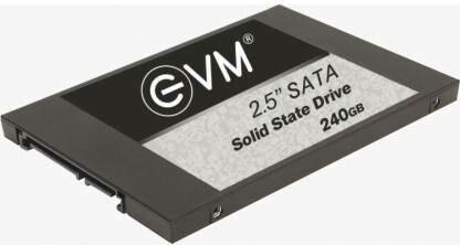 EVM EVM25 240 GB Laptop, Desktop, All in One PC's Internal Solid State Drive (M25/240GB)