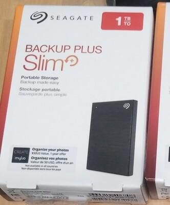 1tb seagate USB hard drive