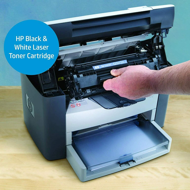 HP Laserjet M1005 Multifunction Laser Printer  12A Toner Compatible