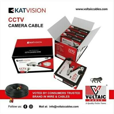 3+1 CCTV Cable Copper