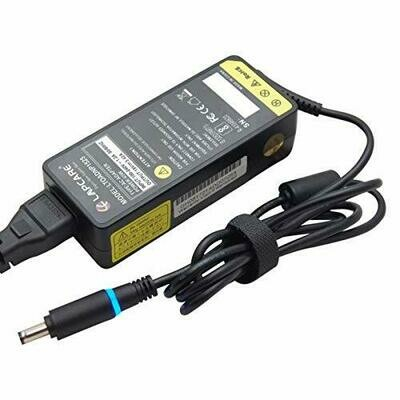 Lapcare 65W 19V 3.42A Compatible Adapter Charger for Toshiba C640 C650 C645 C660 C800 C850 (Without Powercord)