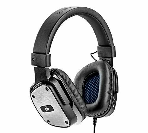 ZEBRONICS Gaming Headphone with MIC- Falcon (Black)