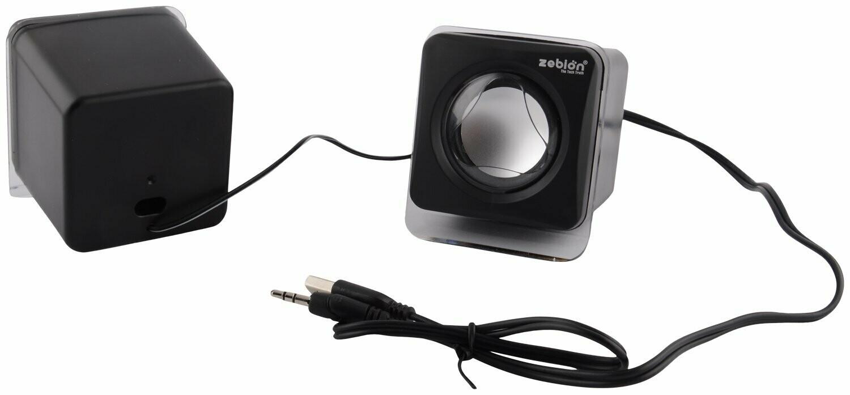 Zebion Muze Twin Speakers