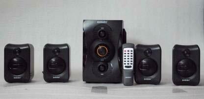 Zebion JOLT 4.1 Speaker