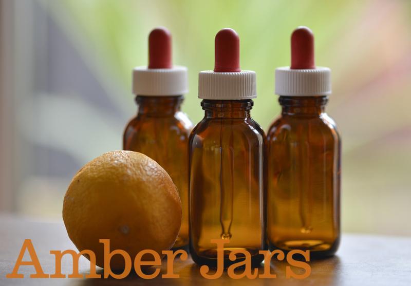 100 X 50ml Amber Glass Bottle 80mm Glass Dropper