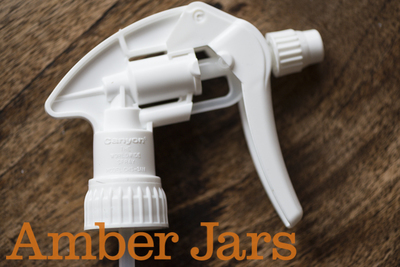 White Canyon Trigger Spray - 28mm suits 500ml Bottle