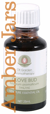 CLOVE BUD Oil 25ml - Oil Garden AROMATHERAPY - SWEET & SPICY