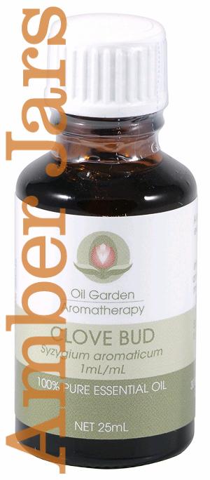 CLOVE BUD Oil 25ml - Oil Garden AROMATHERAPY - SWEET & SPICY