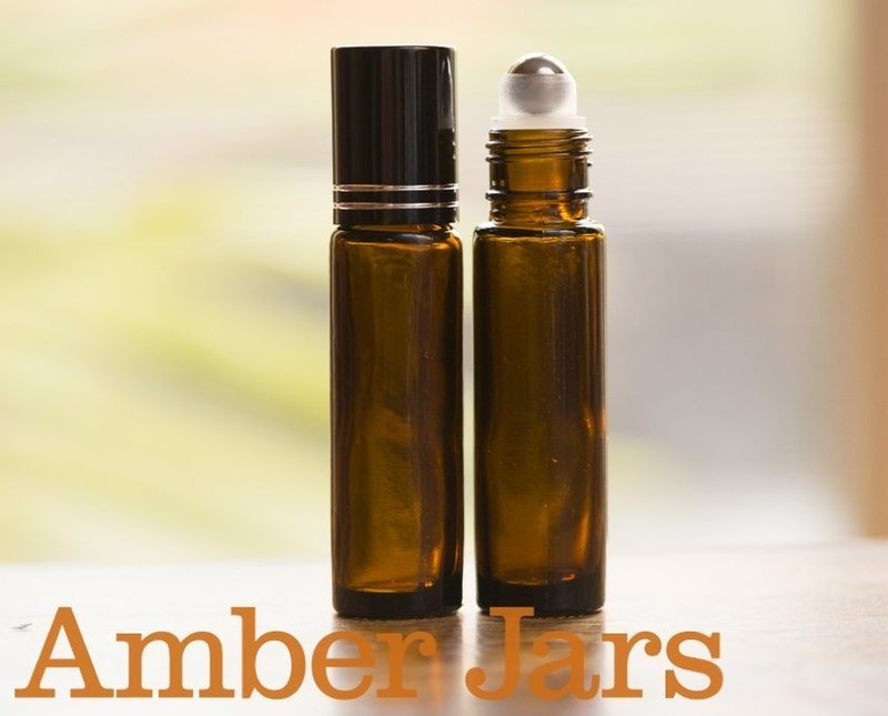 SALE BUY 6 GET 2 FREE 10ml Aromatherapy Roll-On / Roller Bottle Stainless Steel ball