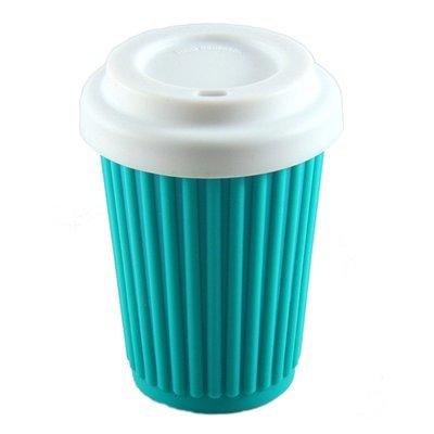 BYO Coffee Cup Regular Aqua (345ml)