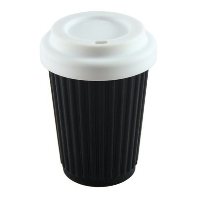 BYO Coffee Cup Regular Black (345ml)