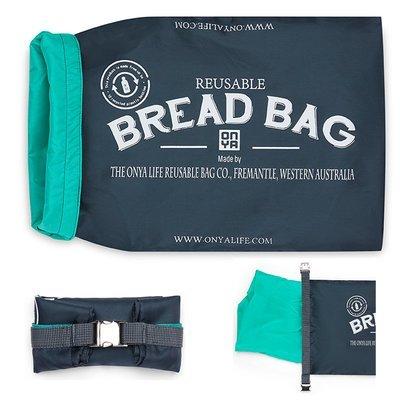 Onya Bread Bags - Charcoal