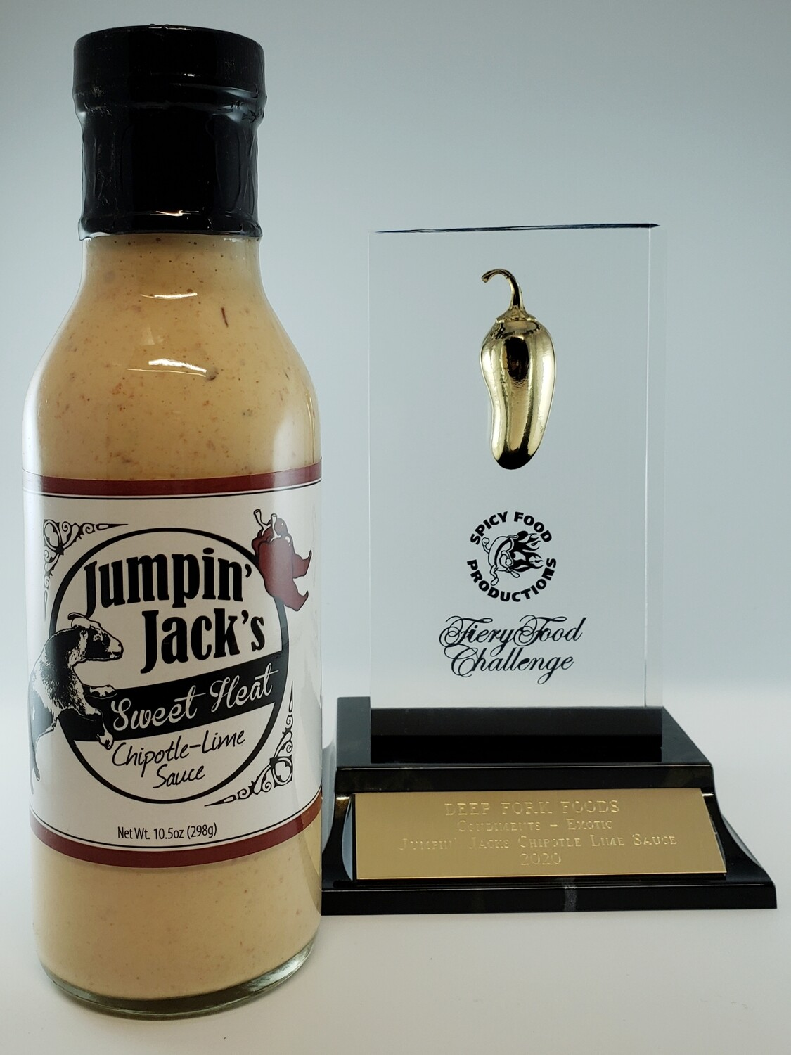 Jumpin' Jack's Chipotle-Lime Sauce