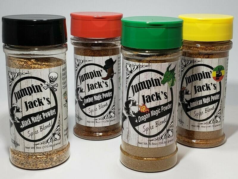 Magic Powder Spice Blends