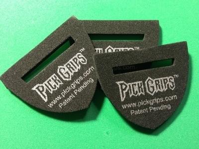 PickGrips Solo (black)