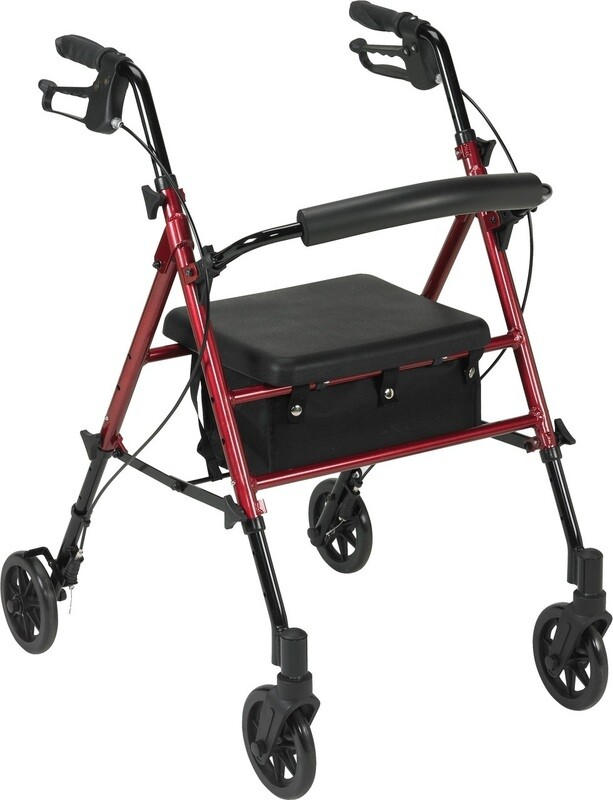 Walker 4 Wheel Rental
