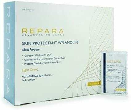 Skin Protectant W/Lanolin 5 Gram Individual Packet Sterile