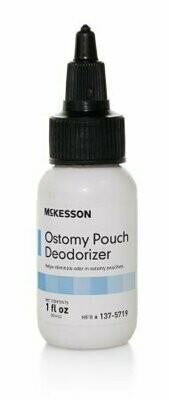 Ostomy Pouch Deodorizer 1oz
