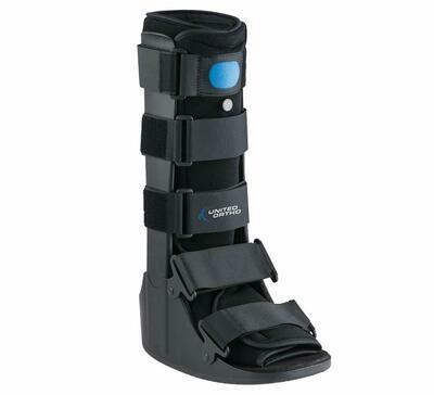 Walking Boot Air Cam