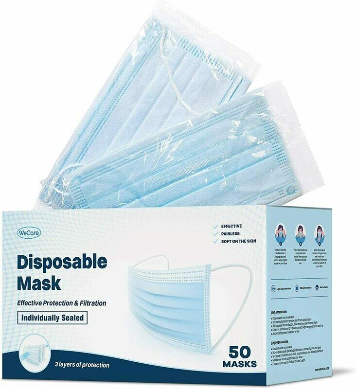 Face Masks Individual