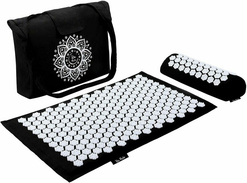 Shiatsu Intervention Mat & Pillow