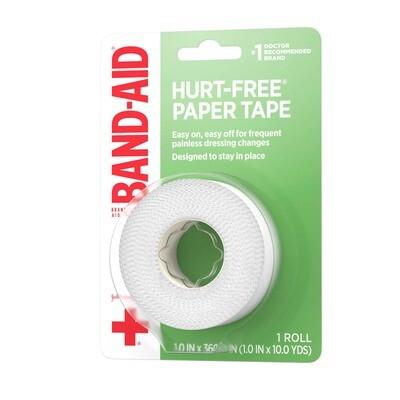 Hurt-Free Paper Tape