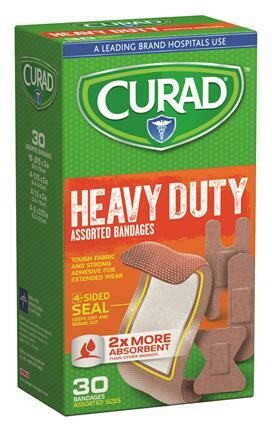 Bandages Heavy Duty Assorted