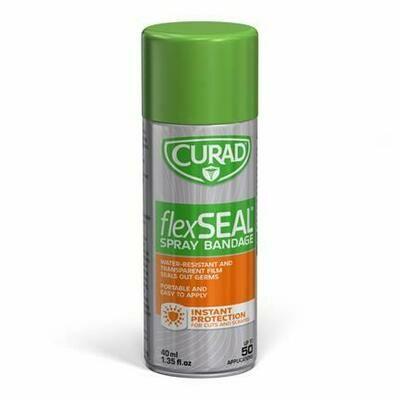 Curad Flex Seal Spray Bandage