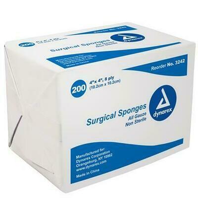 Surgical Sponges Non-Sterile